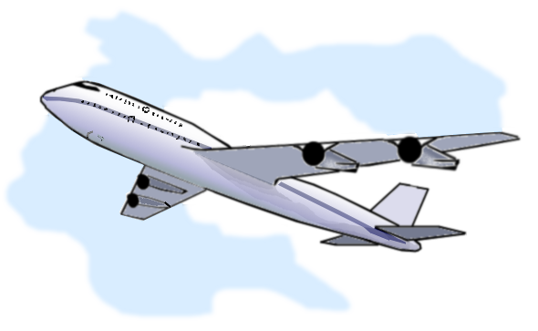 Cartoon Airplane Png Clipart Best Airplane Drawing Cartoon