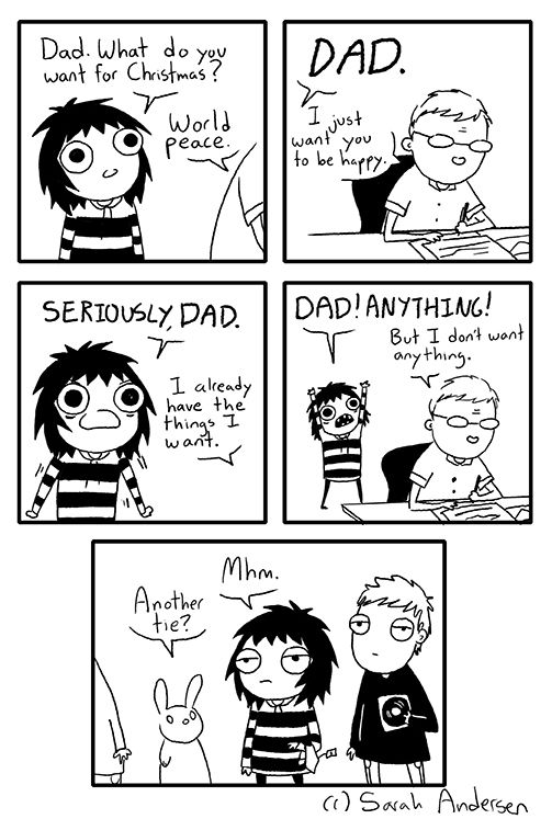 Sarah's Scribbles, dad gift- this is so incredibly true for my dad ...