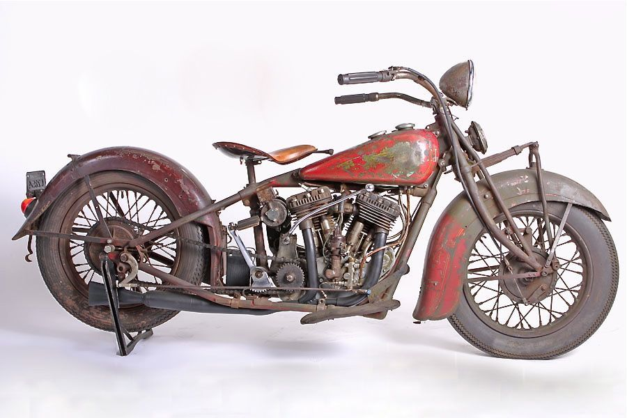 1928 Indian Scout - My Grandpa used to have one of these babies back ...