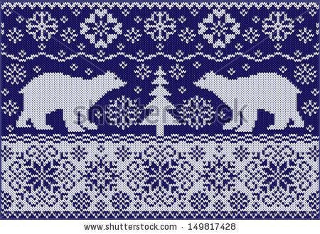 Scandinavian Knitting Patterns : Scandinavian Knitting Patterns - Pattern Collections Knitting(& a littl...