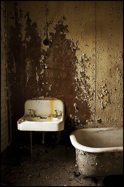 Phenomenal Inspiration For Haunted Bathroom In Abandoned Prison Pa Download Free Architecture Designs Scobabritishbridgeorg