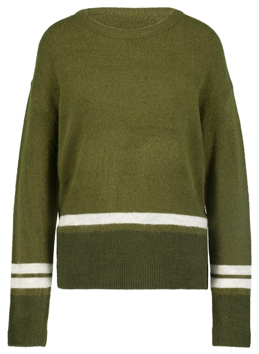 Damen Pullover olivgrün | Pullover, Pullover damen und