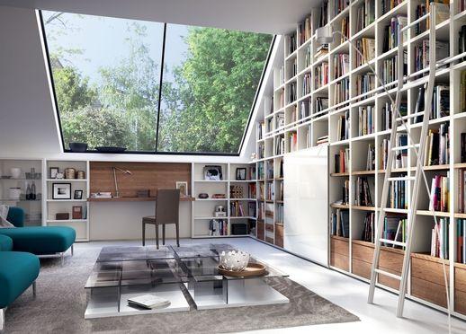 Hulsta Regalwand Home Luxury Modern Furniture Bookshelf Design