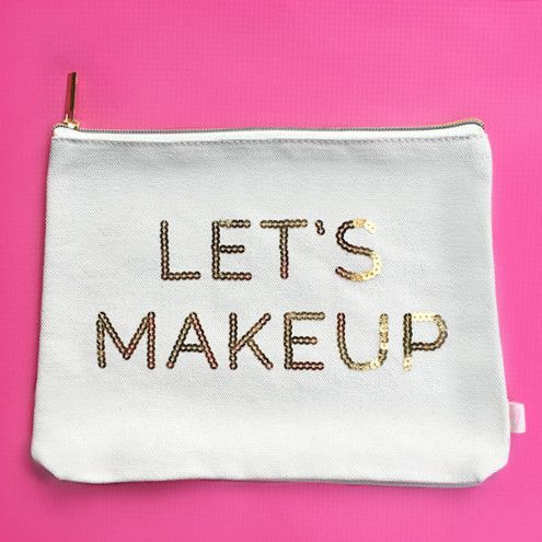 Keep All Of Your Makeup And Beauty Essentials In Our Chic Let S