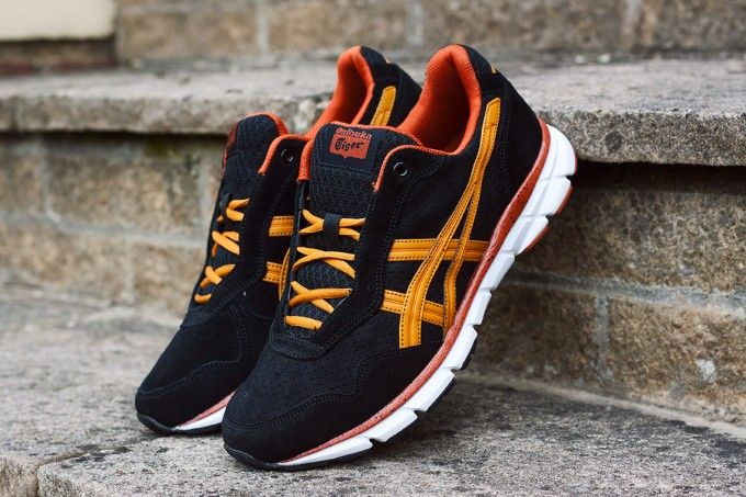reputable site 5d720 d8f2c ONITSUKA TIGER HARANDIA - BLACK TAN