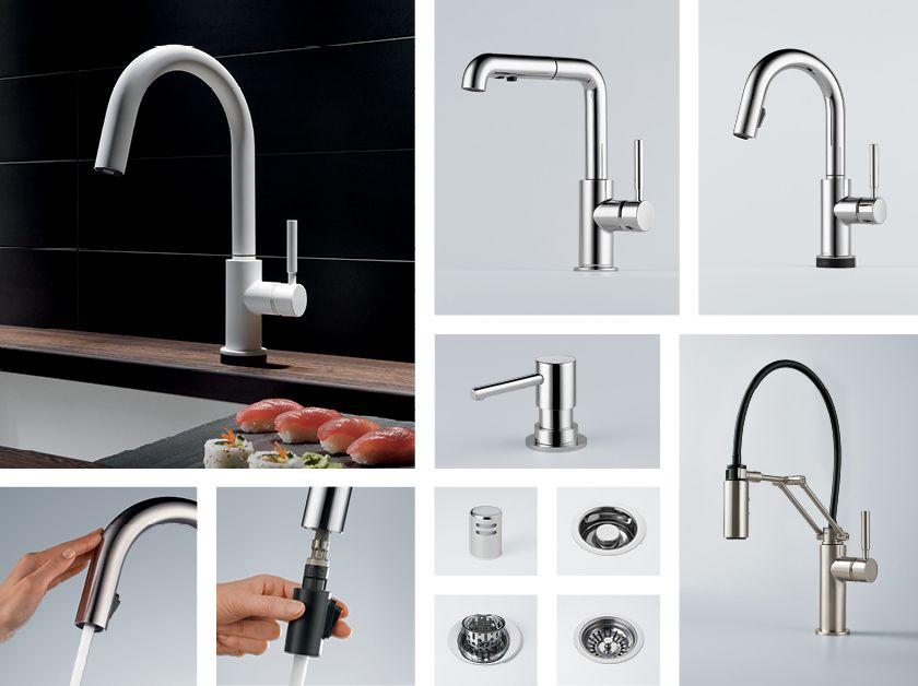 Solna Faucets for Your Kitchen : Brizo   Annie   Pinterest   Faucet ...