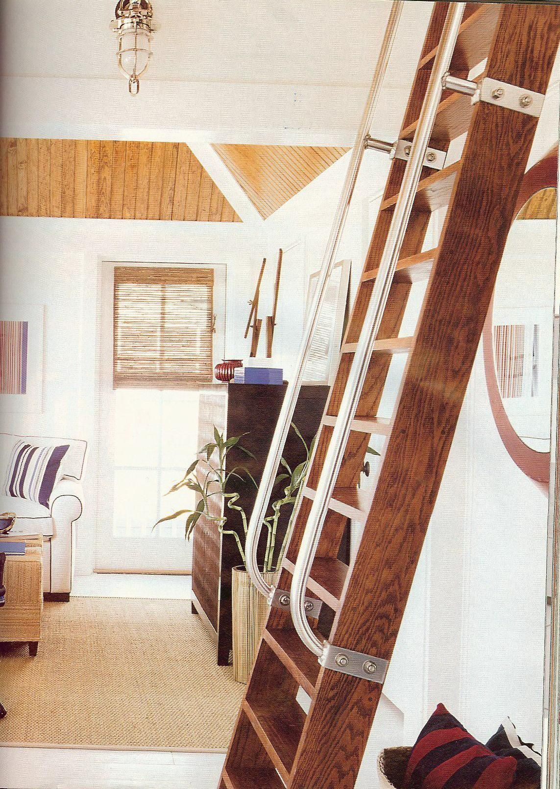 Best Nautical Ladders For Loft Google Search Beach House 400 x 300