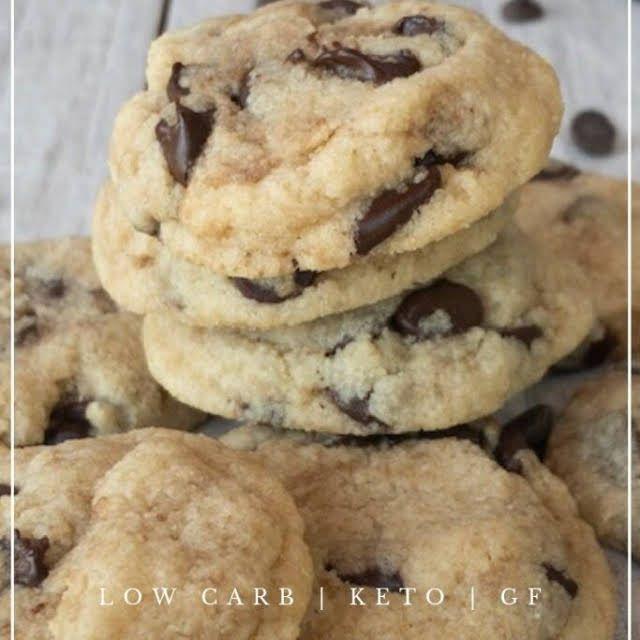 Keto Chocolate Chip Cookies Recipe   Yummly