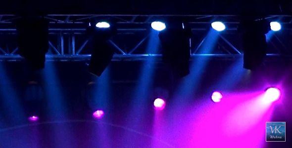 Stage Light 12 Purple Blue Stage Lighting Concert Lights Blue And Purple