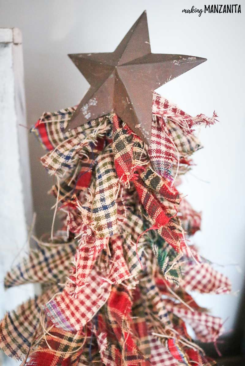 How To Fabric Christmas Trees Fabric christmas trees