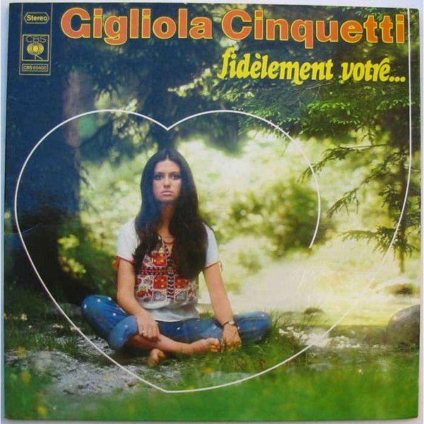 Resultado de imagen para Gigliola Cinquetti Fidelement votre
