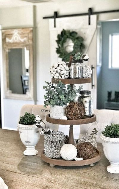 Photo of Get the Look: Farmhouse Christmas Decor Ideas You'll Love