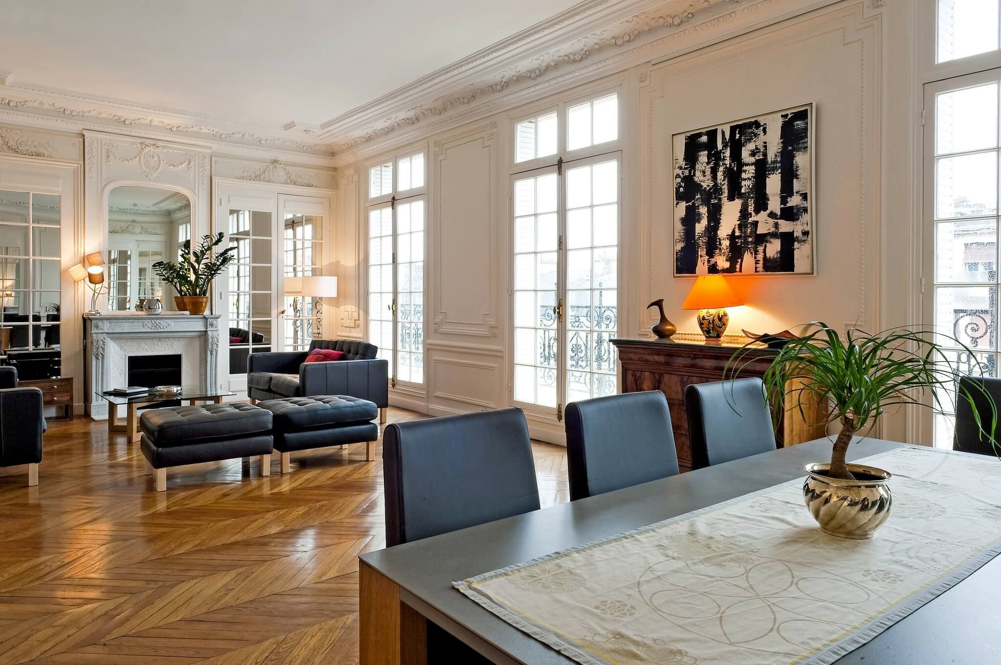 Paris Vacation Apartment Rental | République | Haven In