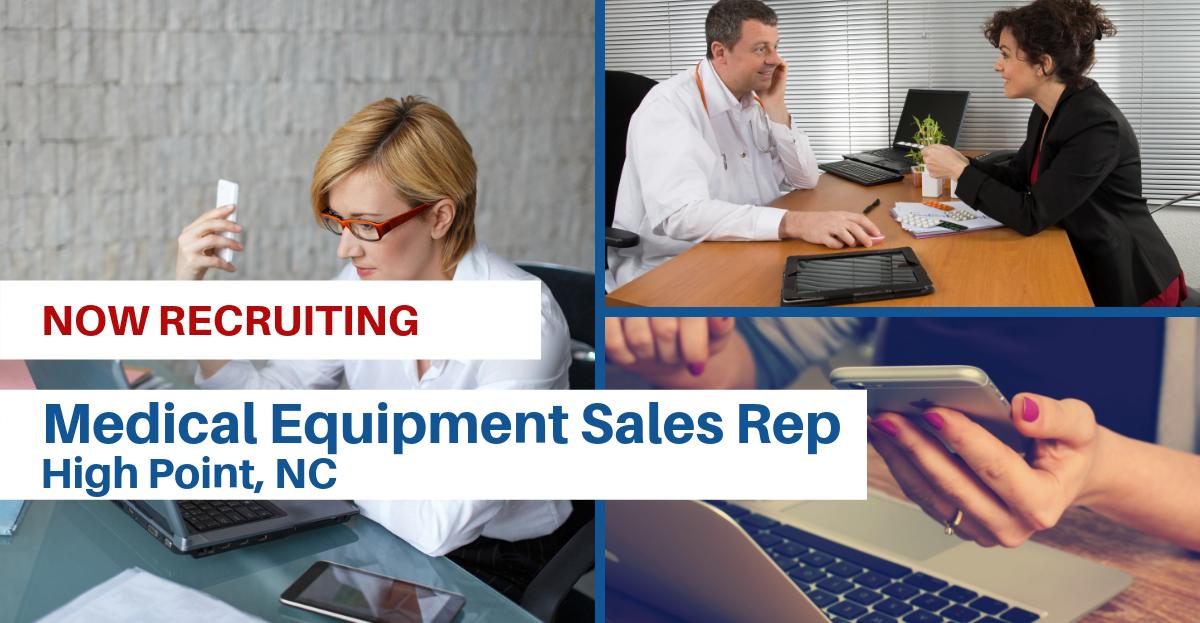 Medical Equipment Sales Representative   Medical sales ...