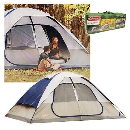 Coleman 2000006233 Glacier Creek 14u0027 x 10u0027 8 Person 2 Room C&ing Tent -  sc 1 st  Pinterest & Coleman 2000006233 Glacier Creek 14u0027 x 10u0027 8 Person 2 Room Camping ...