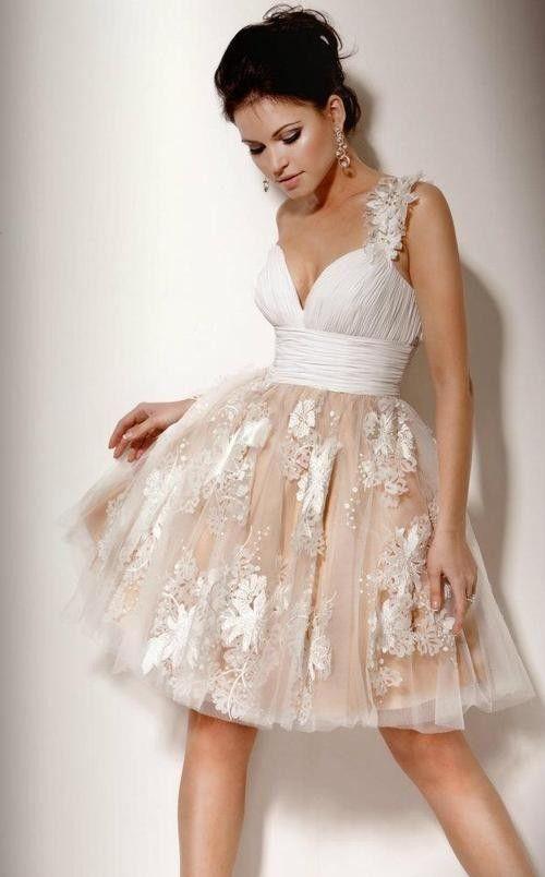 Cute Casual Wedding Dress