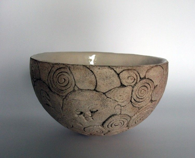 How To Make Plaster Molds For Bowls How To Make Plaster Coil Pottery Coil Pots