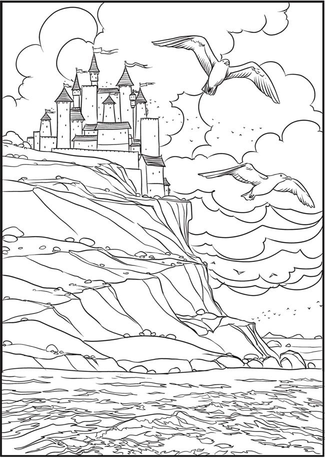 Welcome to Dover Publications Reneys Coloring Pages Pinterest