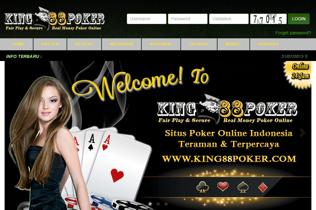 Poker online indonesia 2015 free casino games four card poker