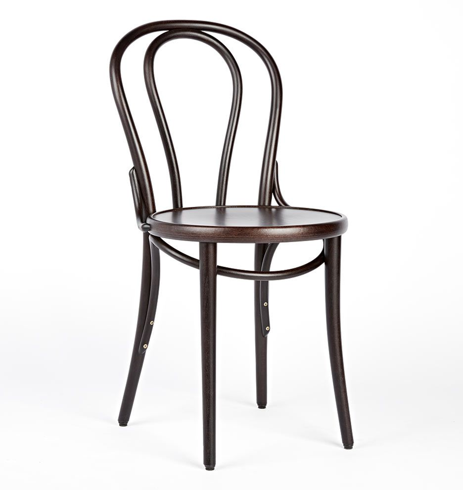 ton 18 bentwood bistro chair | bistro chairs, apartments and small