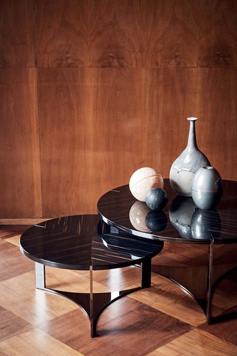 Luxury Living Fendi Casa Ptolemy Coffee Table New Ways Of