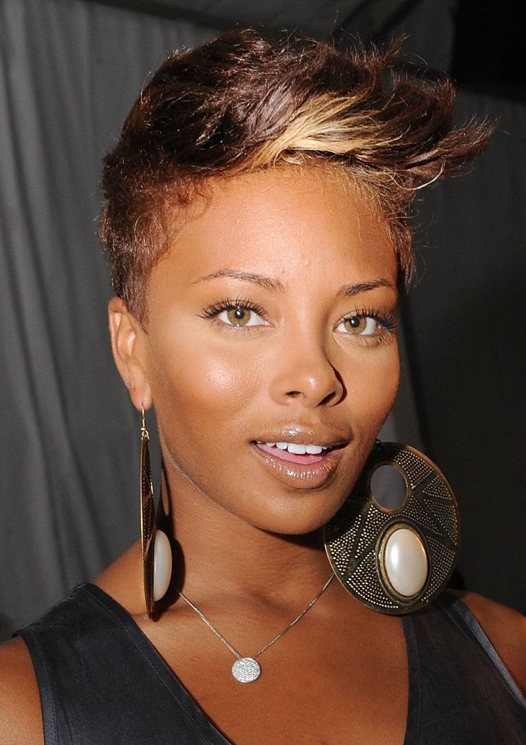 Short Haircuts The Best Edgy Styles For Black Women Pinterest
