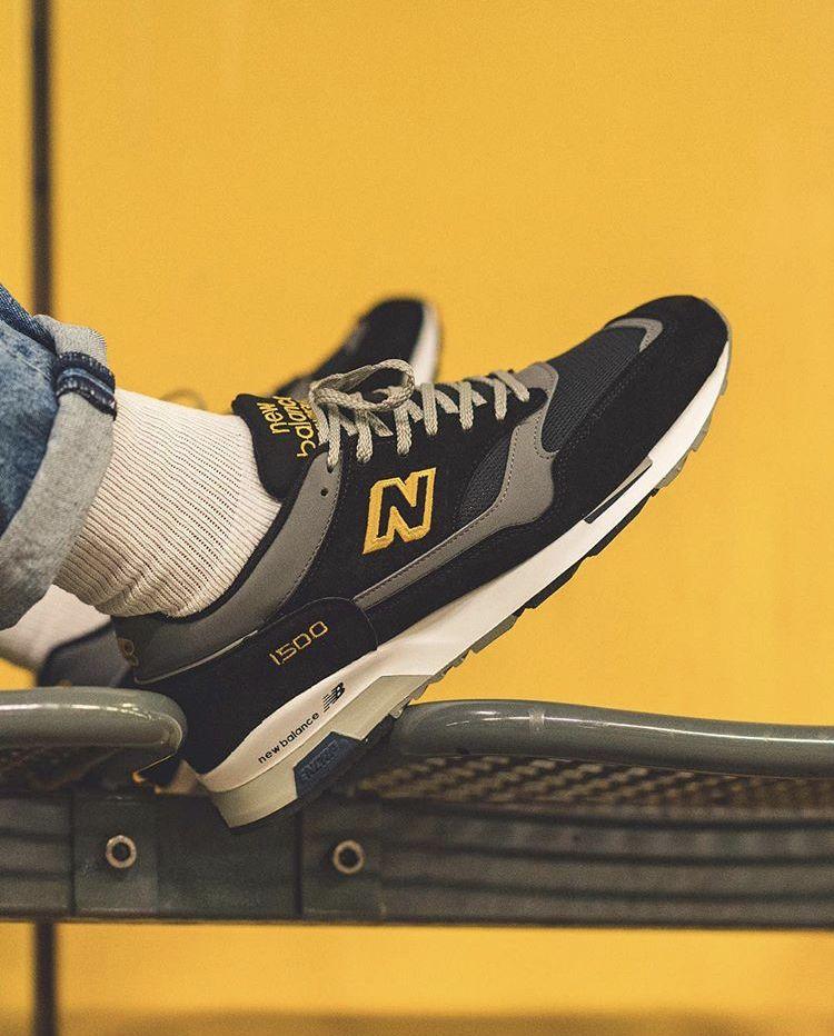 new balance 1500 uomo nero