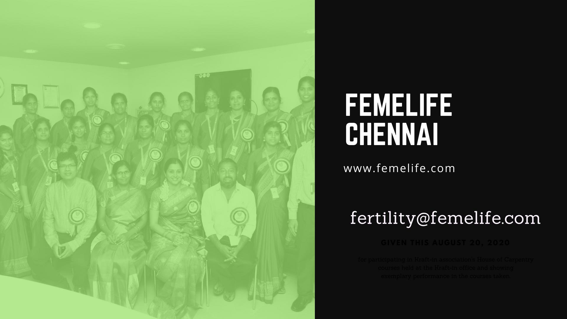 Pin on Femelife fertility