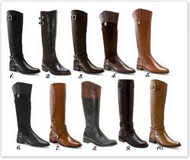 Hoping to get a pair of riding boots from mom for Christmas. Go with buckles or no buckles?