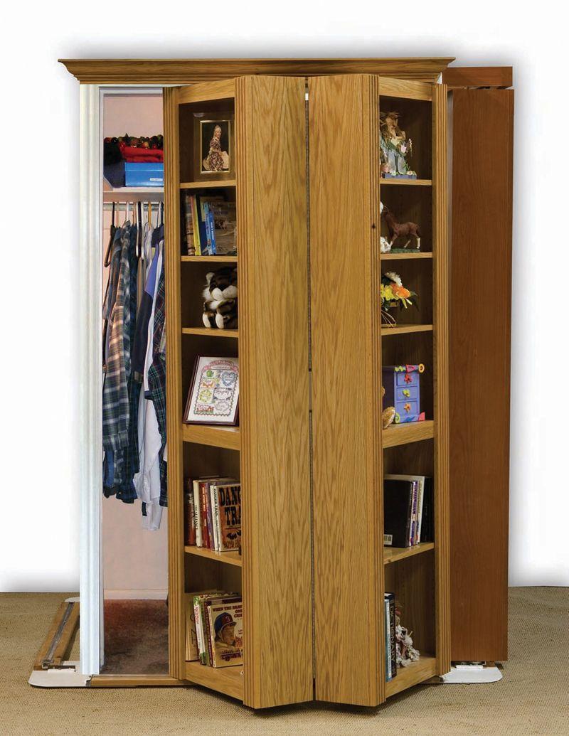 Woodworking Tool News Rockler Secret Page Door Kits Tools American Woodworker