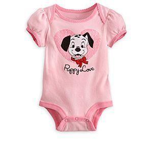 101 Dalmatians Disney Cuddly Bodysuit For Baby Bodysuits Disney Store Baby Disney Trendy Baby Clothes Cute Baby Clothes