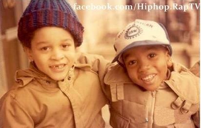 Yaki Kadafi And 2pac Shakur     I had no idea that these two knew each other way back then.  Wow!!