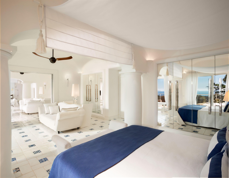 Capritouch Suites, Capri palace | Capri Palace, Rooms & Suites ...