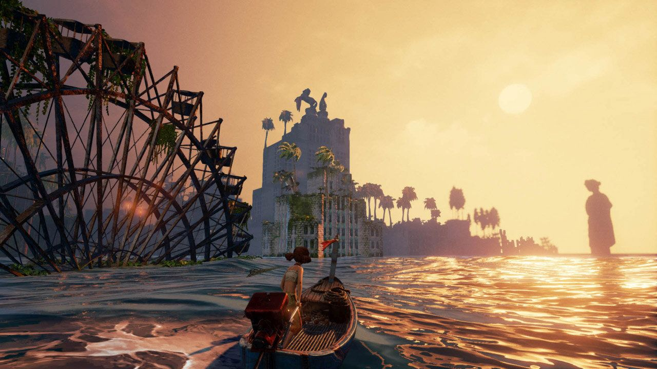 Image result for submerged ps4 Game art, Xbox one, Video