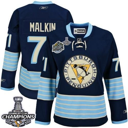 991ea99bf4e  Penguins  71  Evgeni  Malkin Women 2011 Winter Classic Vintage Dark Blue  2016 Stanley Cup Champions Stitched NHL Jersey  NHL2016  NHLFINAL  NHL ...