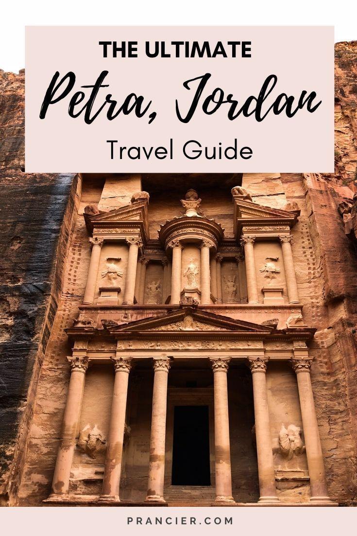 The Ultimate Guide to Petra Jordan | PRANCIER