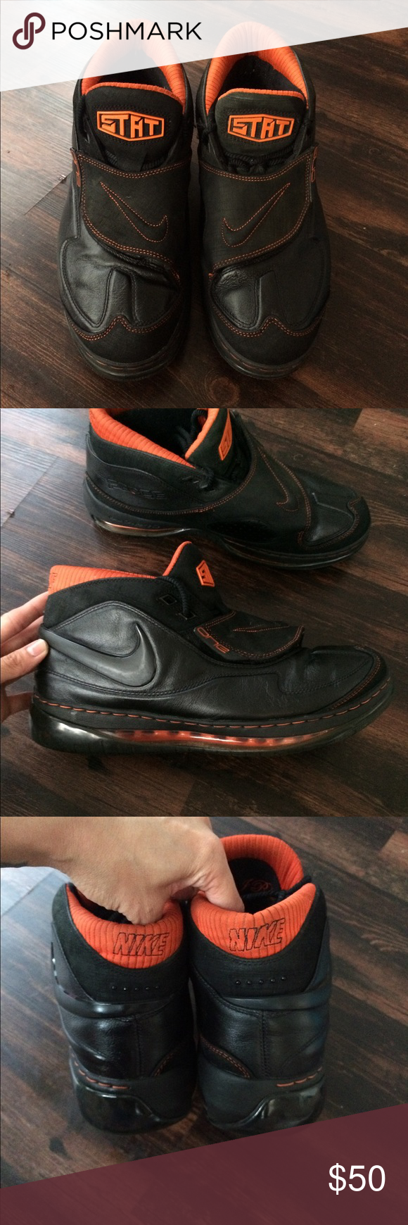 separation shoes 1d7f5 151eb Nike Air Force one STAT Deadstock Amare Nike Air Force one STAT Deadstock  Amare Stoudemire Max Shoes Size 10.5 good condition clean well kept Nike  Shoes ...