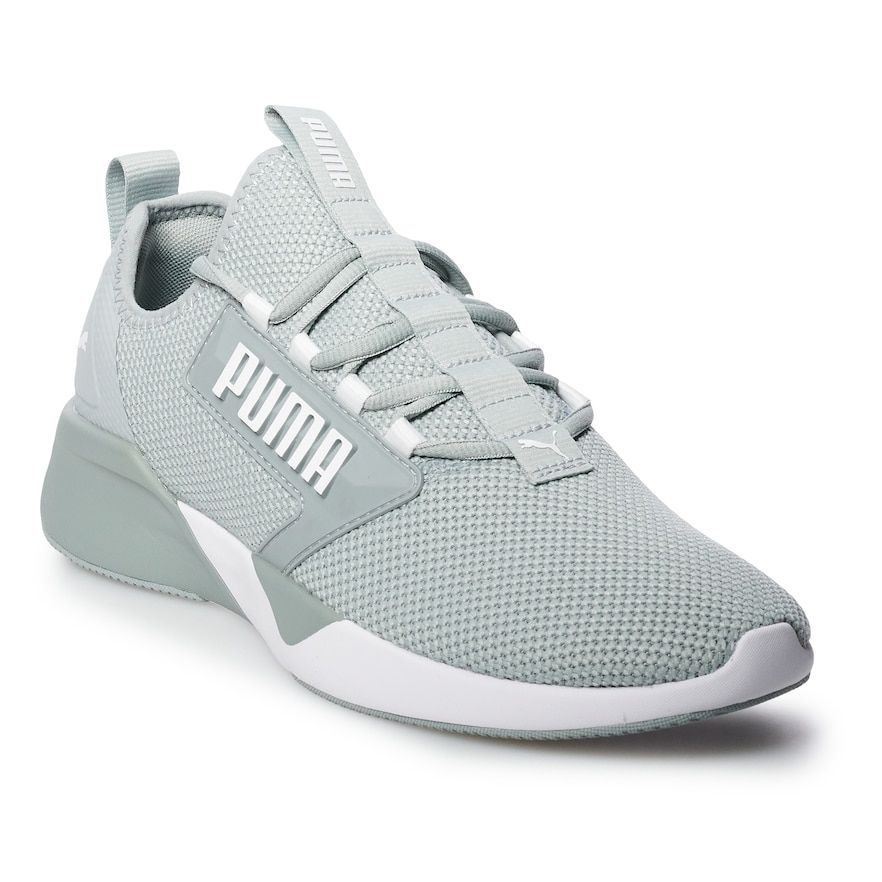 Details about Puma Kids Boys Wired Junior Sneakers Running Shoes Lace Up Mesh