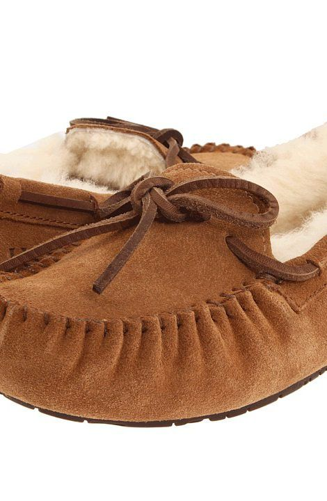 806276f656 UGG Kids Dakota (Toddler Little Kid Big Kid) (Chestnut) Kids Shoes - UGG  Kids