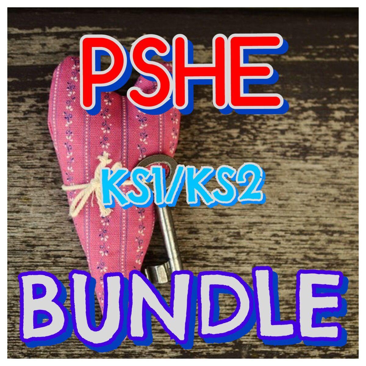 Pshe Bundle For Ks1 Ks2