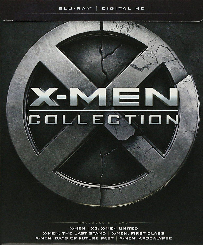 Pin By Batman Stuff On X Men X Men Blu Ray Collection Men S Collection
