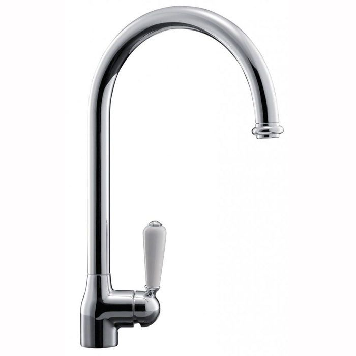 Franke Belfast Pull Out Nozzle Kitchen Sink Mixer Tap  Chrome Brand