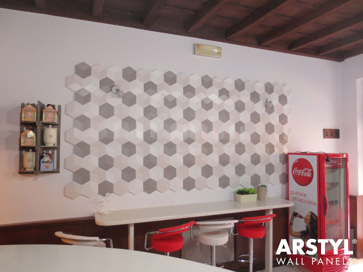 ARSTYL Wall Panels CUBE ARSTYL Wall Panels