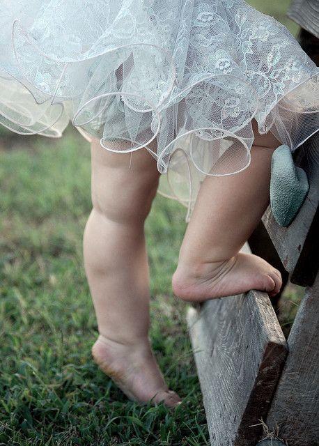 baby feet . . . so precious . ..