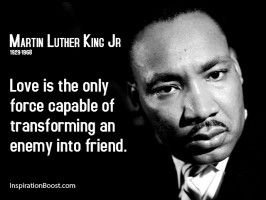 Mlk Quotes Love