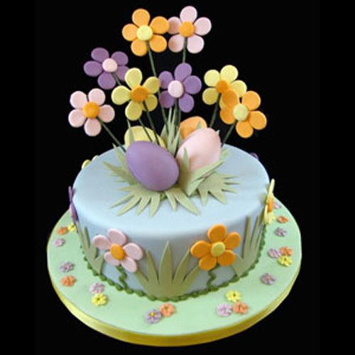 Decorating Ideas > Easy To Make Easter Cakes  Making Easters Cake Is Quite  ~ 175420_Jane Asher Christmas Cake Decoration Ideas