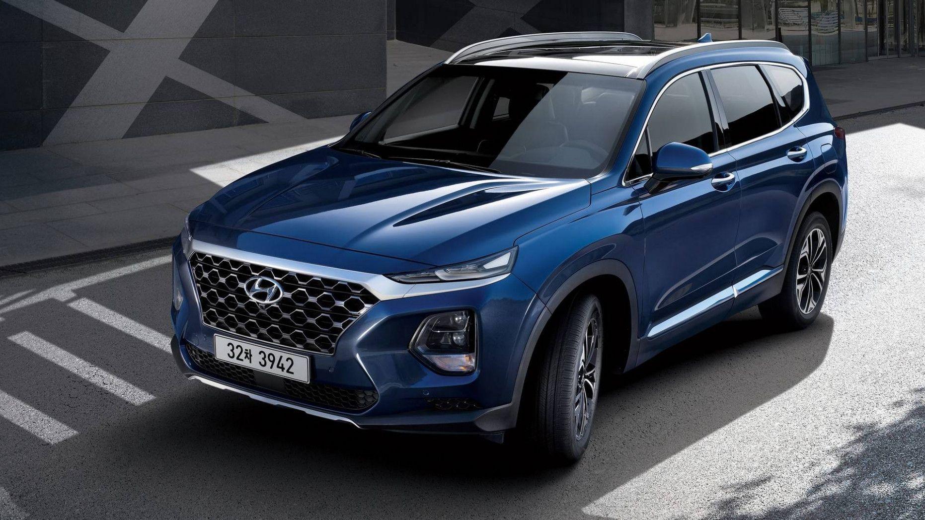 2020 Hyundai Santa Fe Release Date Rumors Hyundai Santa Fe Hyundai Santa Fe