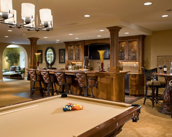 Pool Table Room Decorating Ideas Pool Design Pool Ideas