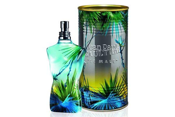 Jean Paul Gaultier Classique Le Male The Urban Jungle Fragrances Jean Paul Gaultier Summer Fragrance Perfume Packaging