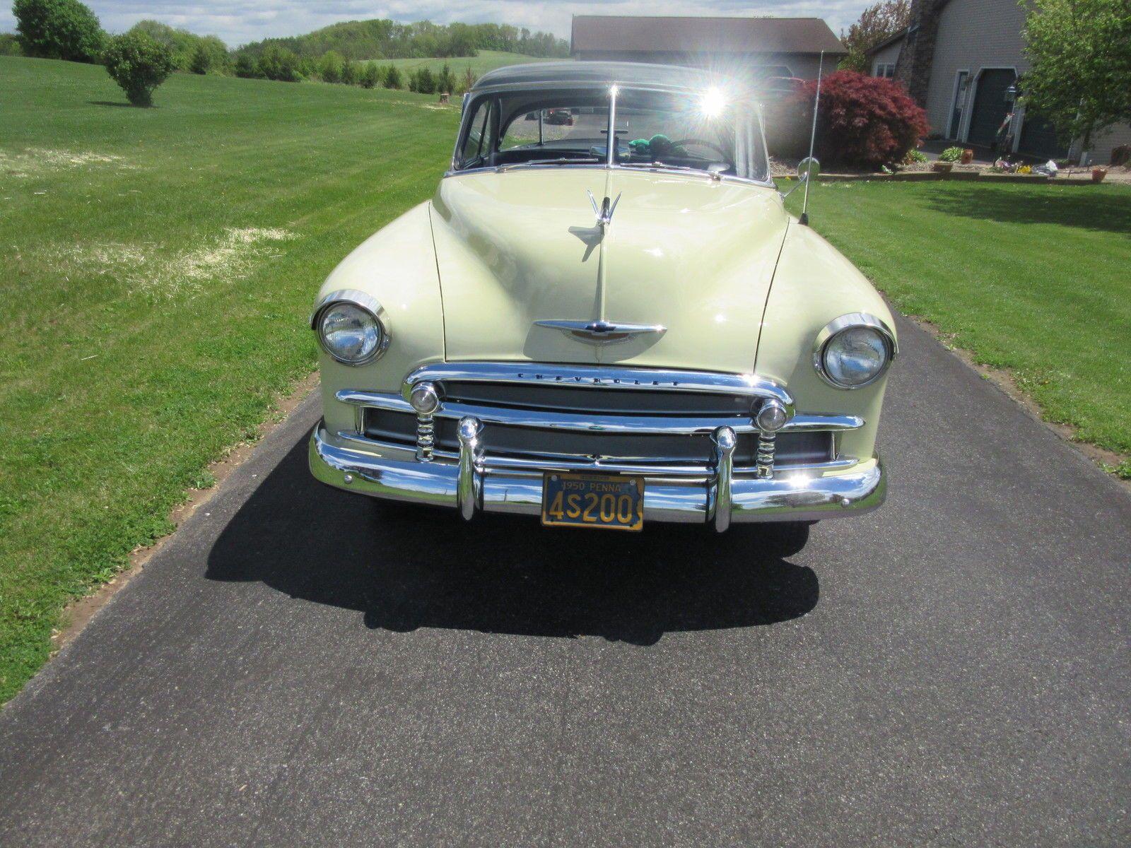 1950 Chevrolet 2 door hard top eBay Chevrolet, Chevy